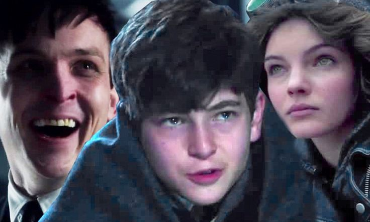 Gotham trailer offers a glimpse at young Batman, Catwoman and Penguin #DailyMail