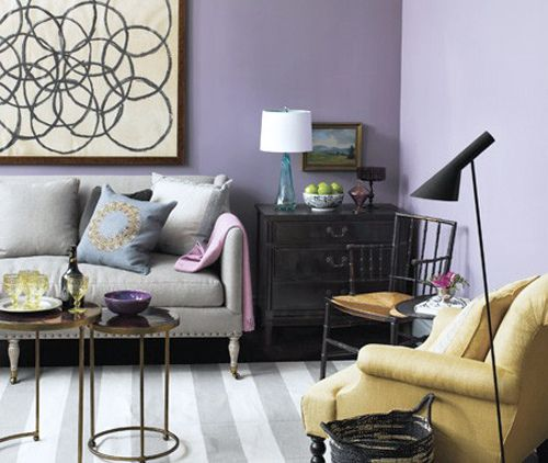 WooHoo! Another post about black accessories with pastels. At least I know I'm on the right track with my bedroom. If only I can decide on the rest of the house...