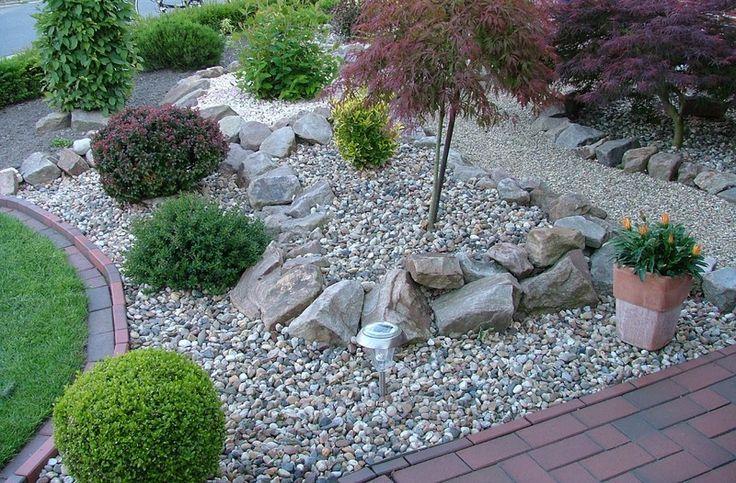 1000 bilder zu steingarten auf pinterest rondell deko und landschaften. Black Bedroom Furniture Sets. Home Design Ideas