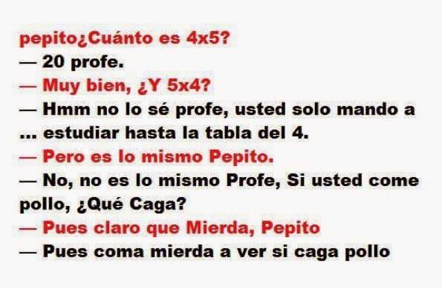 Chiste de Pepito