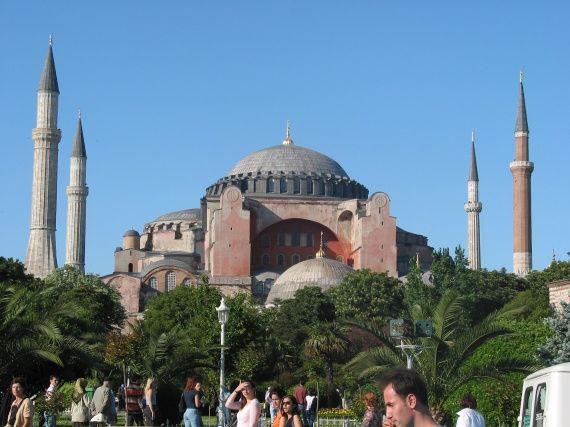 Sainte sophie - Istanbul