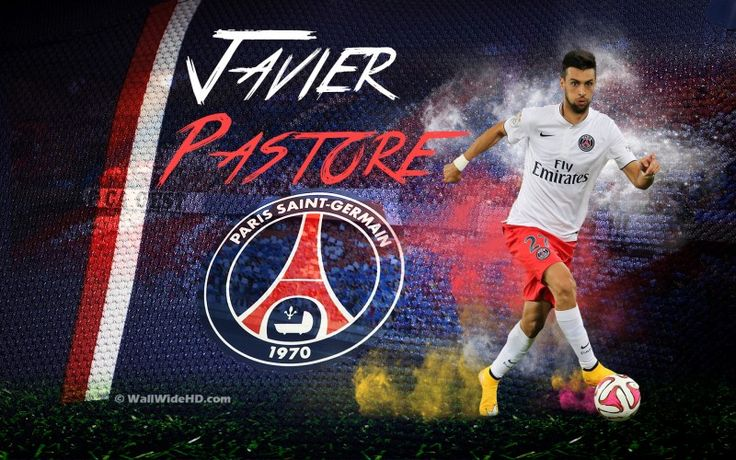 Javier Pastore 2015 Paris Saint Germain Wallpaper