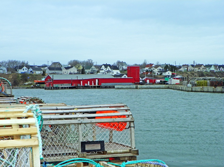The Beautiful Seaside Community of Port Morien_Cape Breton Island http://CaperPhotos.Com