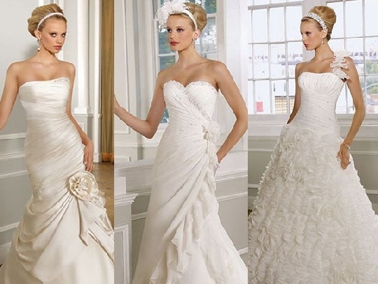 dresses for brides over 50