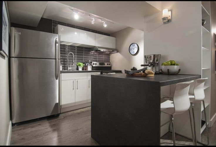 Modern Basement Kitchen | Photos | HGTV Canada | Income Property