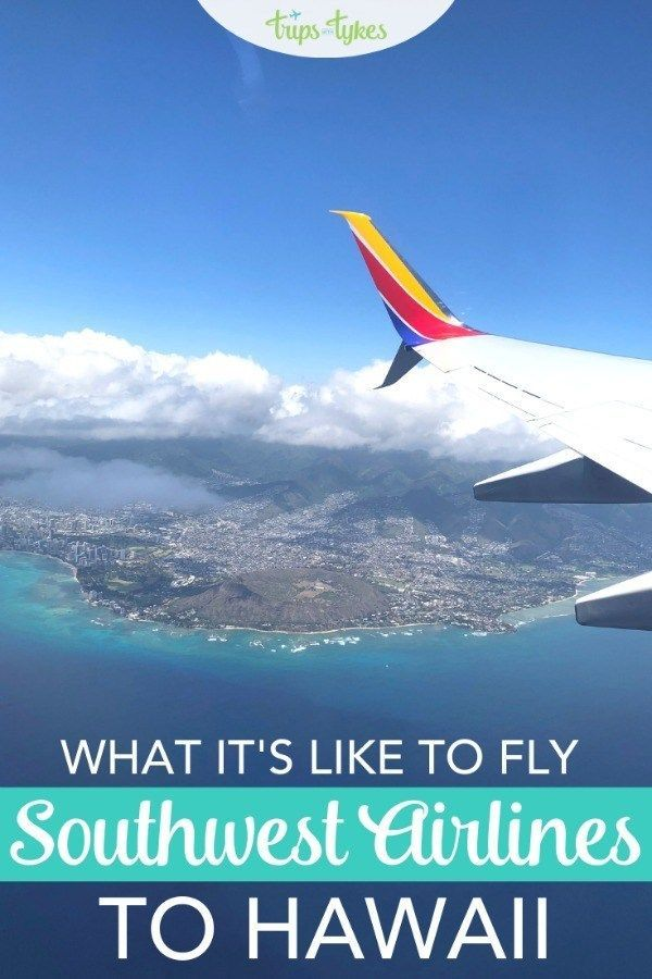 What It S Like To Fly Southwest To Hawaii Oak To Hnl Flight