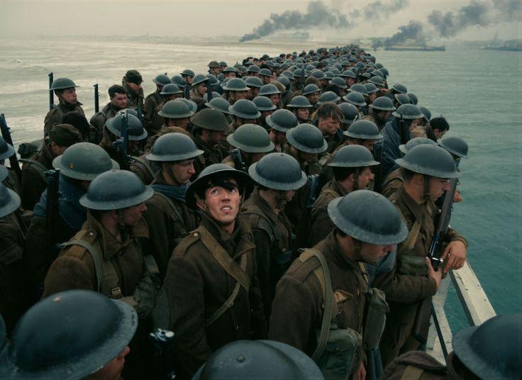 """""""Dunkirk"""":Krieg als nicht ganz grandioses Kino - Christopher Nolan inszeniert die Schlacht von Dünkirchen virtuos, aber es fehlt an Gespür. Zur Filmkritik: http://www.nachrichten.at/freizeit/kino/filmrezensionen/Dunkirk-Krieg-als-nicht-ganz-grandioses-Kino;art12975,2635729 (Bild: Warner Bros)"""
