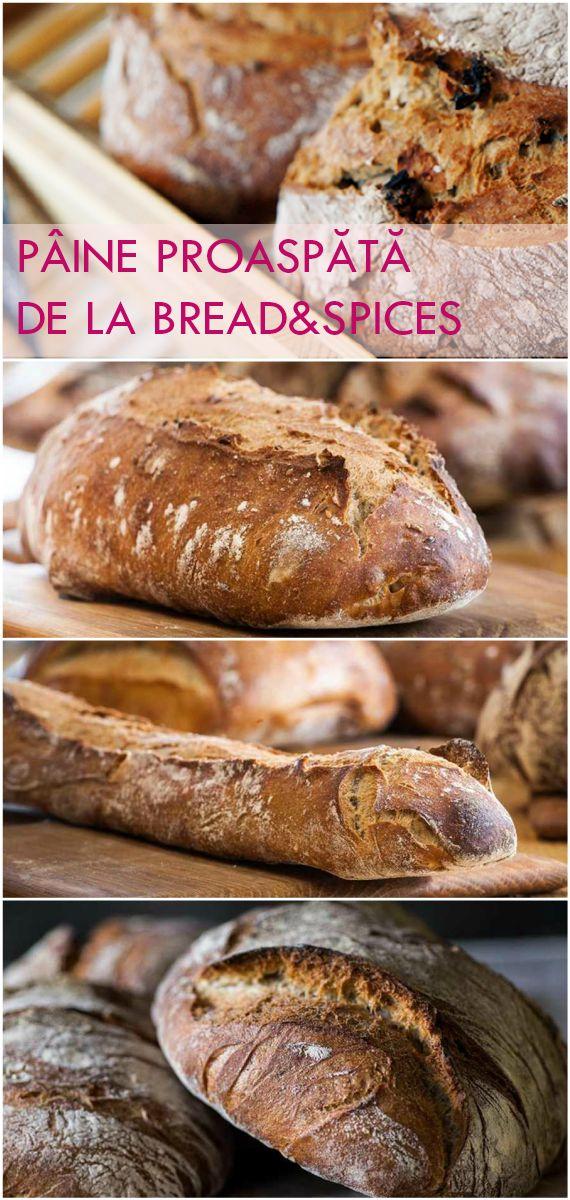 Mihaela Irimia, cea care a pus bazele Bread & Spices, este îndrăgostită de aluatul cu unt și pâinea cu maia din brutăriile pariziene și asta și-a dorit - să aducă acele baghete crocante, foitaje fragede și croissante pufoase la București. În micul său atelier, se produc zilnic sute de produse din aluaturi atent dospite, sub coordonarea chefului brutar venit direct din școala pariziană a pâinii. Comandă acum pe http://realfoods.ro/ pâine cu secară sau semințe.