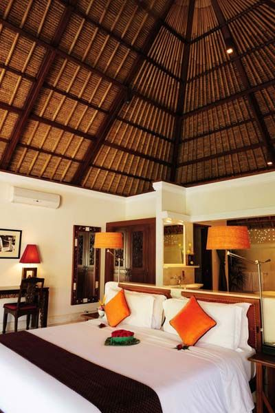 Love the roof!!!  Image Detail for - Bali furniture and Indonesian art for bedroom and bathroom decorating ...