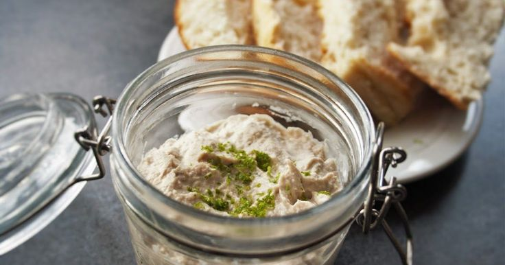 I Whip-Up Mary Berry's Smoked Mackerel Pate with Lime, and overcome my Pate Phobia (yes, that's a thing)!