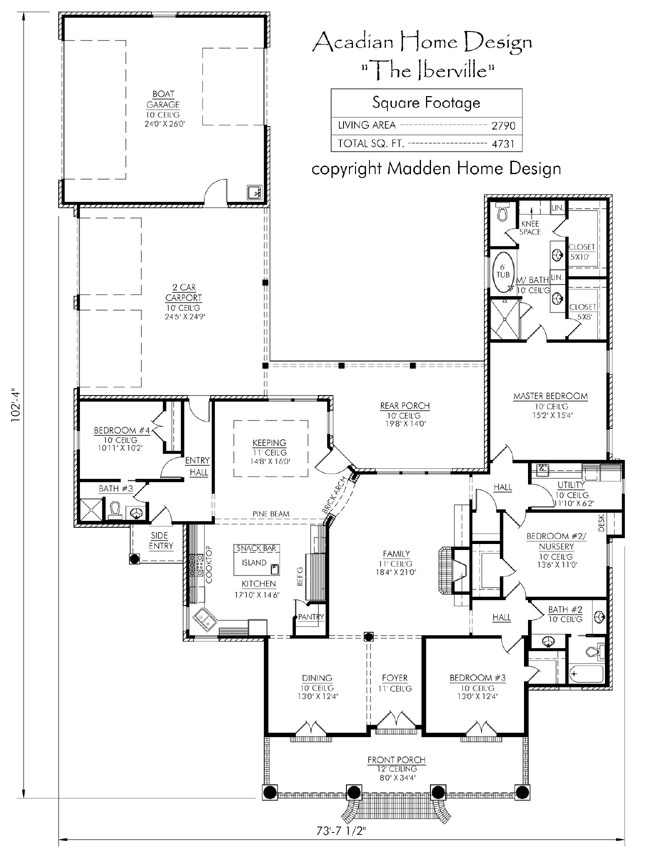 53 best images about house plans on pinterest for House plans with keeping rooms