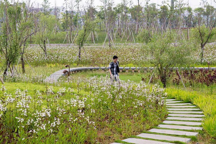 Ningbo Eco-Corridor, Ningbo CHINA