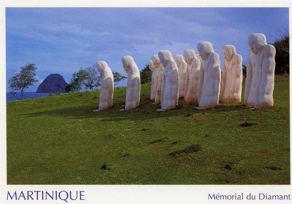 MARTINIQUE : MEMORIAL DU DIAMANT