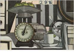Margaret Preston still life 1923
