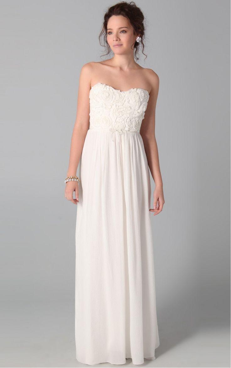 19 besten Straplees Maxi Dress Bilder auf Pinterest   Maxis ...