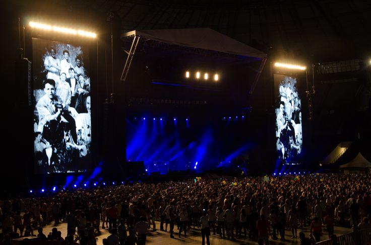 No dia que vi um Beatle.