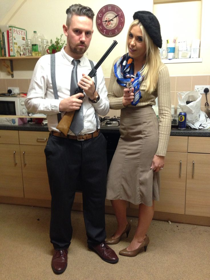 Famoso The 25+ best Bonnie and clyde fancy dress ideas on Pinterest  TI47