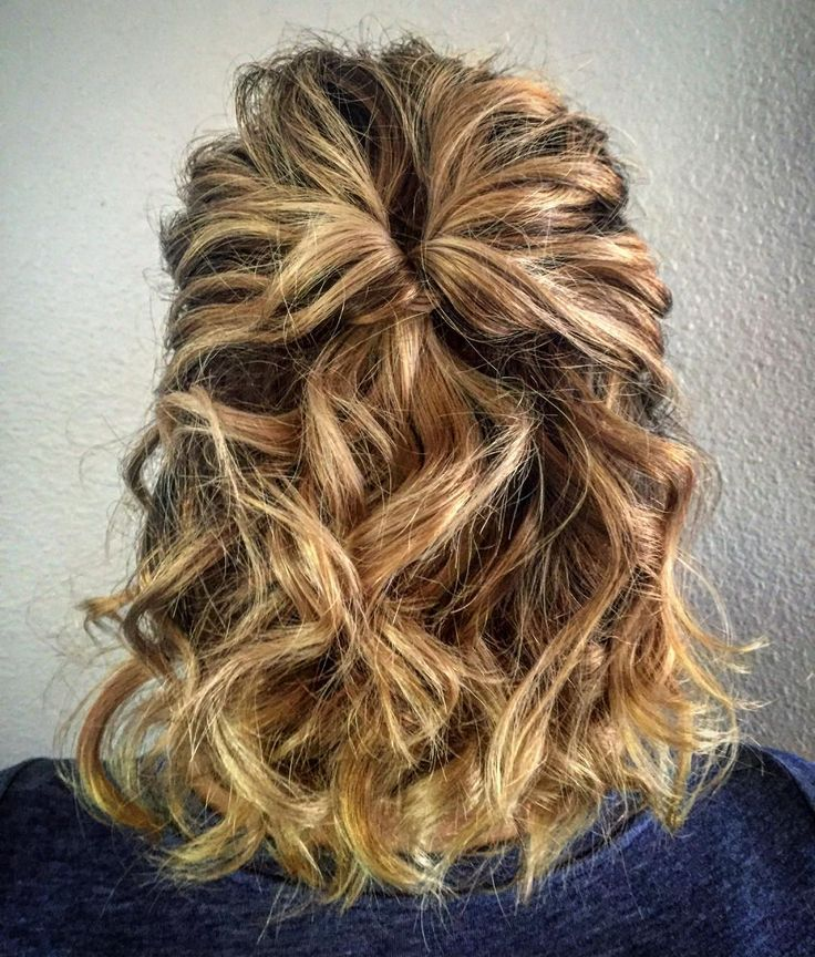 10+ Ideas About Short Hair Updo On Pinterest