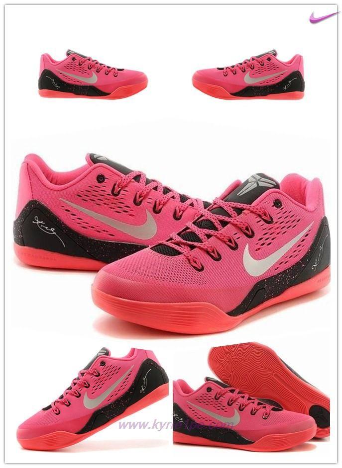 Online Cheap Nike Kobe 9 Cheap sale XDR Black Red 653972 702