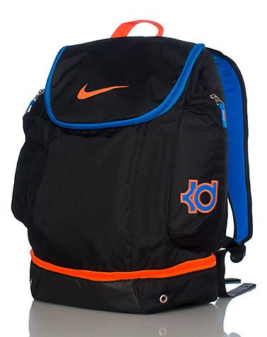 NIKE Kevin Durant backpack Adjustable padded straps for ultimate ... 99dd67e46e8f4