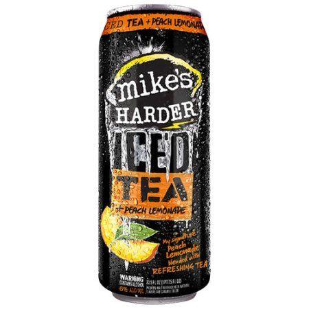 Buy Mike's Harder Iced Tea and Peach Lemonade, 23.5 fl oz at Walmart.com