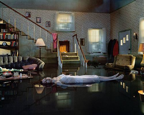 Gregory Crewdson, Beneath the Roses