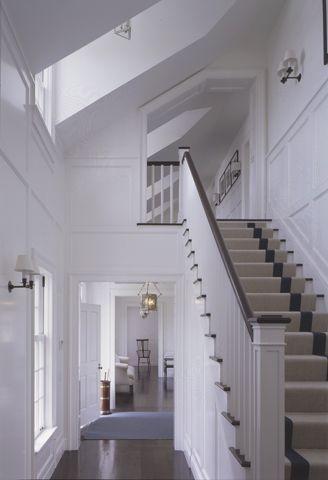 architecture + stair runner | ferguson shamamian architects