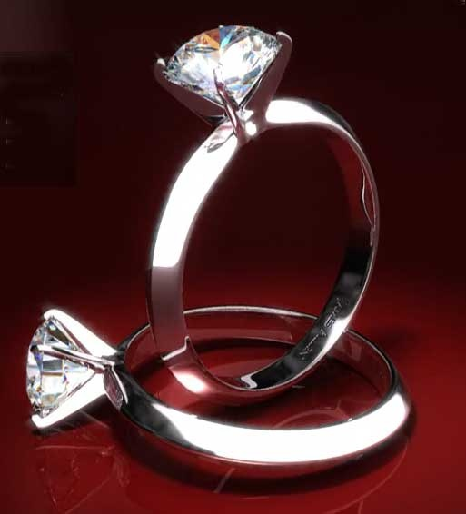 34 Best Solitaire Engagement Rings Images On Pinterest