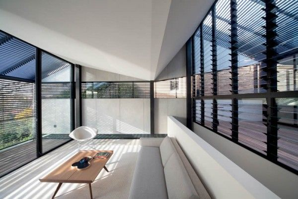 Contemporary Modern Architecture: The Bell Romero Houses in Sydney