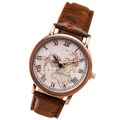 The 25 best vintage watches women ideas on pinterest womens vintage watch men personality casual leather wristwatch piano music world map rome digital alloy dial quartz sciox Choice Image