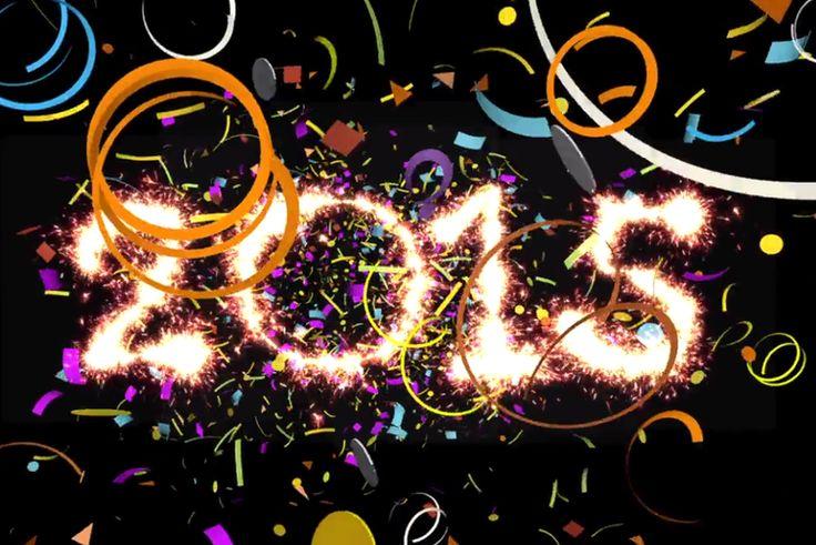 Os deseo un excelente 2015