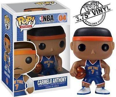 Funko POP! Sports NBA Carmelo Anthony Vinyl Action Figure 04