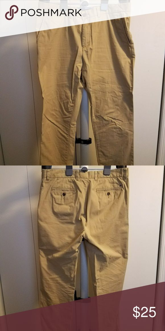 Tommy Hilfiger Men's Chino Pants 36x32 Worn a few times, excellent condition. Tommy Hilfiger Pants Chinos & Khakis