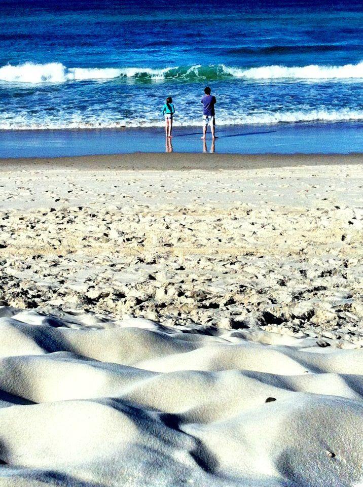 Narrowneck Beach, Gold Coast, Australia.
