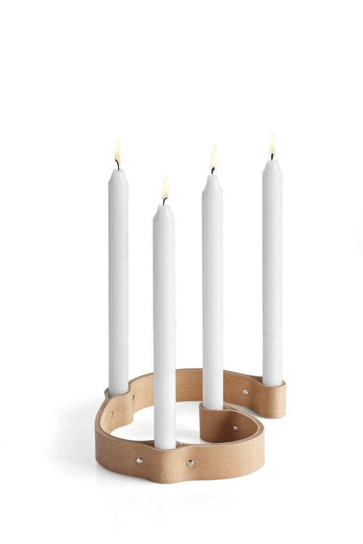 by Wirth, belt 4 candles, 449 kr