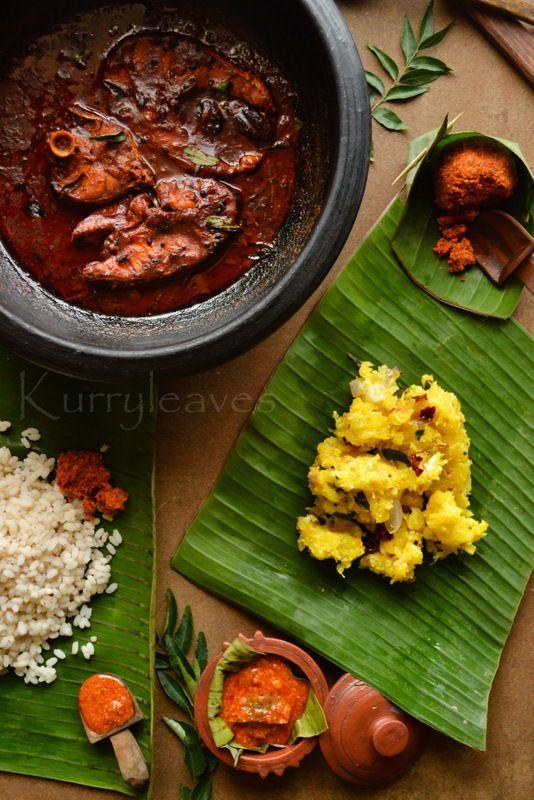 Kerala Fish Curry- Meen Mulakittathu Kerala Fish C…