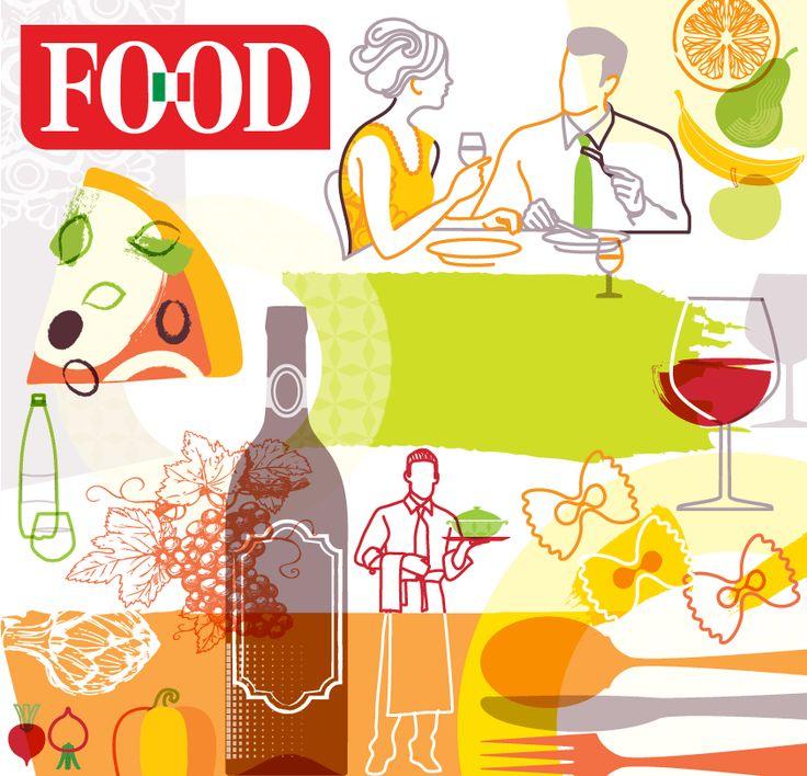 Copertine Food Magazine