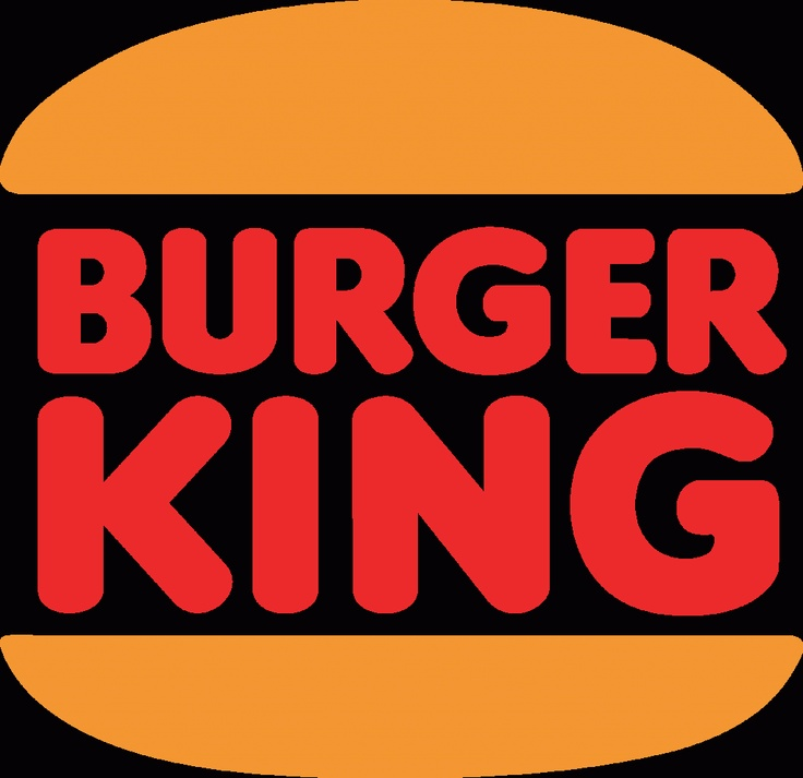 burger king old logo old logos pinterest logos