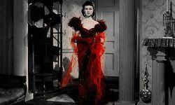 *-*gif film dress vintage vivien leigh gone with the wind scarlett o'hara jp=2