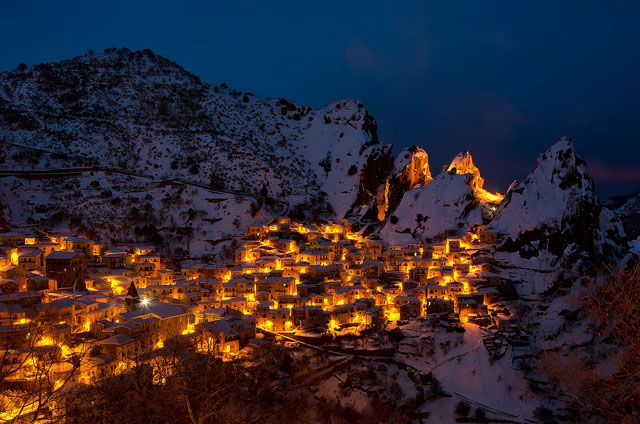 世界の美しい街の灯り特集 | Sworld