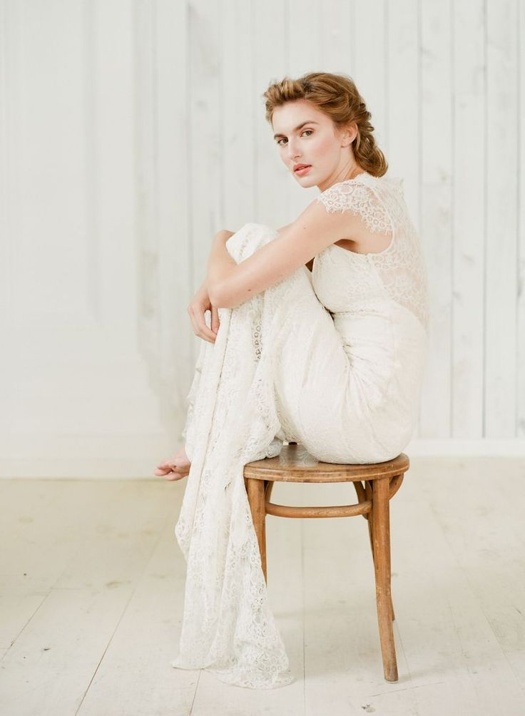 Romantic & bohemian bridal fashion via Magnolia Rouge