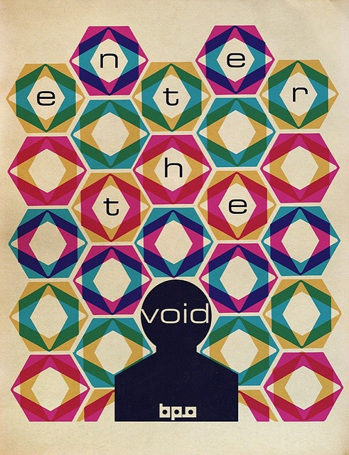 Enter the void film poster by pete barn paulsz