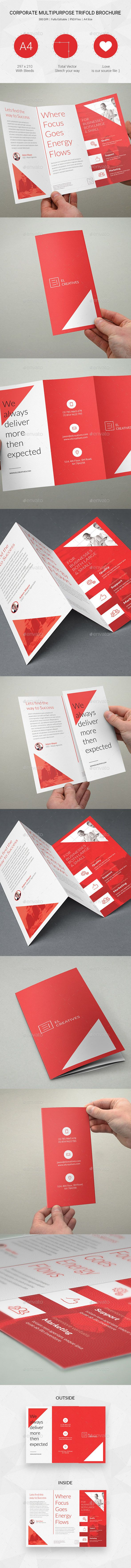 Creative Multipurpose Trofild Brochure - 17 - Corporate Brochures