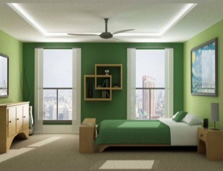 Living Room Design Green Green Interior Design Ideas