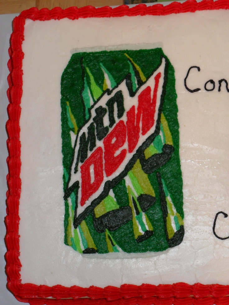 48 best images about MOUNTAIN DEW SODA POP ...