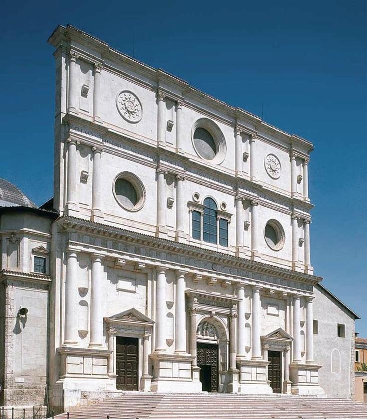 San Bernardino  1524-40    L'Aquila, Italy