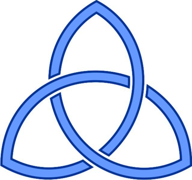 13 Best Trinity Symbol Images On Pinterest Trinity Symbol Symbols