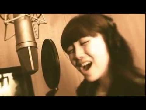 Eun-ji (from Apink) 'I Love You I Do'