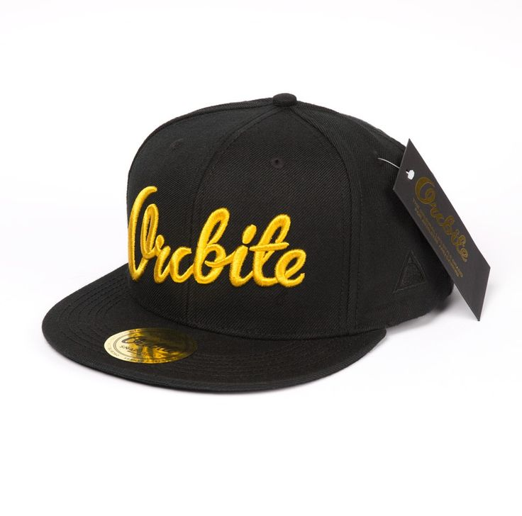 Orcbite - Snapback - Gold via Orcbite - The Original Lifestylebrand for Athletes and Gamers. Click on the image to see more!