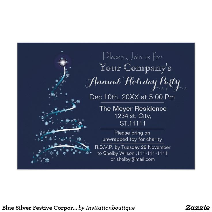 116 best Holiday Party Invitations images on Pinterest | Christmas ...
